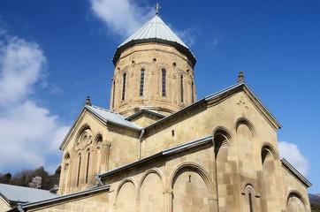 Samtavro Transfiguration Orthodox Church, Mtskheta, Georgia