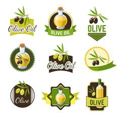 Olive Ild Badges