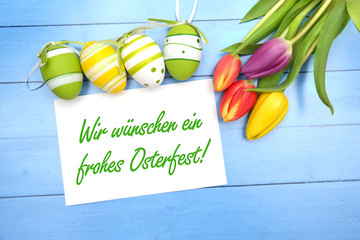 Frohe Osterfest