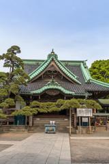 日本の寺 葛飾 柴又帝釈天 Japanese temple sibamata taisyak