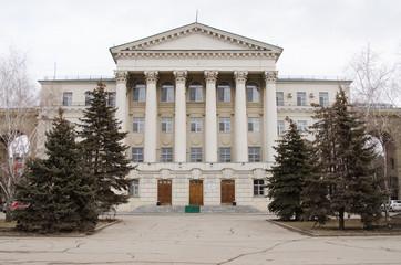 Administration building of Volga-Don Basin inland waterways