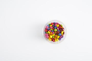 cioccolatini colorati tondi