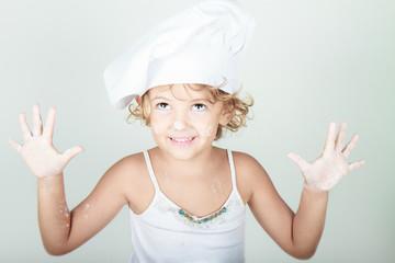 cuoca felice