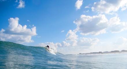 North Carolina Surfer
