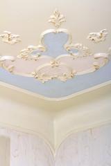 corner wall ceiling