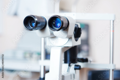 optical medical equipment for eye examination - 80415732