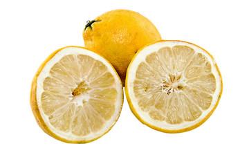 lemon cut