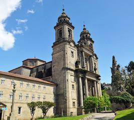 Convento de San Francisco, Santiago de Compostela