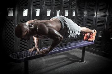 Locker Room Push Ups