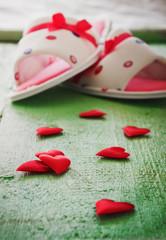 red valentine's