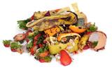 Fototapety food waste