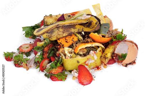 Plakat food waste