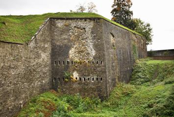 Citadel of Namur. Belgium