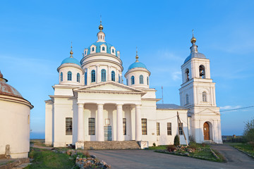 The Church of Holy spirit, Golden Ring, Russia