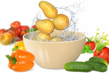 Gemüse 251