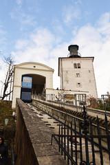 Zagreb funicular, Zagreb, Croatia