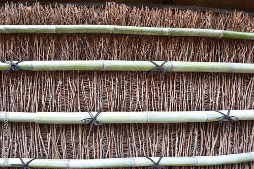 Fotomural seto vivo bamb - Seto de bambu ...