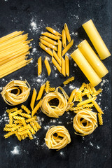 Raw pastas