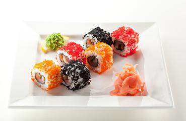 Japanese Cuisine - Sushi