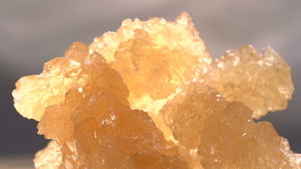 Crystal Sugar from an Ancient Recipe