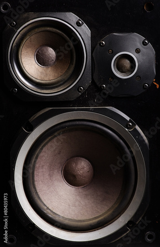 Old speakers - 80435973