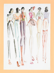 women fashion collection