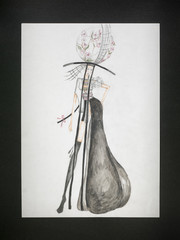 provocative evening gown design