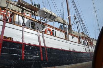 Nyhavn Sailing Boat