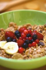 Breakfast flakes