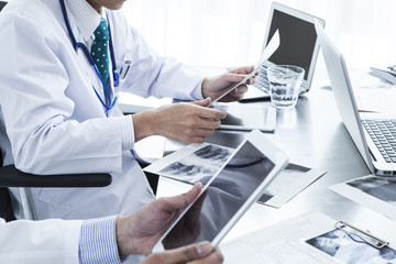 Medical practice that has been digitized