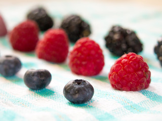 Fruits Alignment
