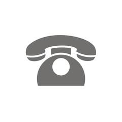 Icono teléfono clásico FB