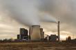 Leinwandbild Motiv brown cole power station