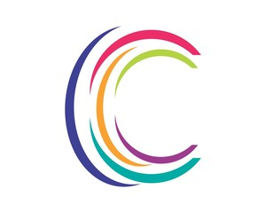 c letter logo vol. 10