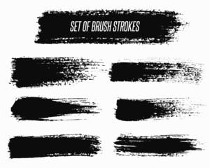 Wide Brush Strokes