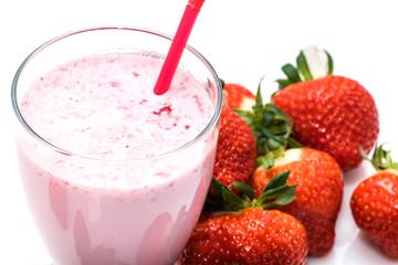 Milkshake fraise