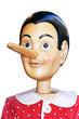 Pinocchio - Holzpuppe - 80445101
