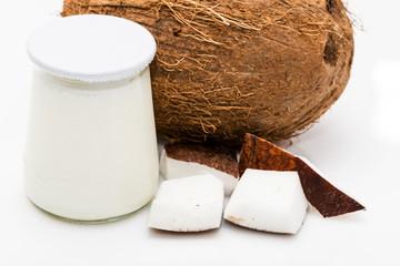 yaourt noix de coco