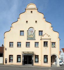 Historisches Bauwerk in Reichertshofen