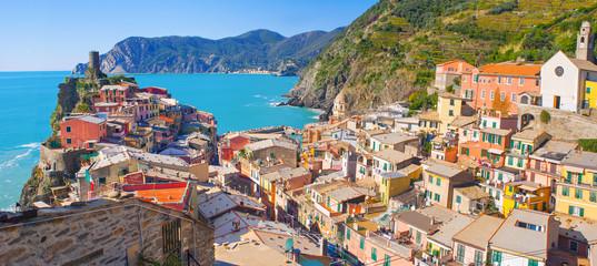 Vernazza village, Cinque Terre, Italy