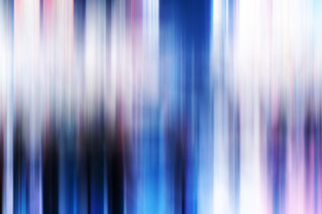 Horizontal vibrant vertical blur abstraction pink blue lines bac