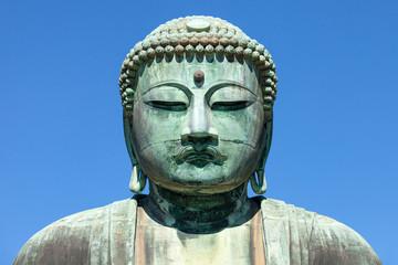 Daibutsu Statue in Kamakura Japan