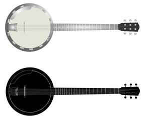 banjo in 2 styles