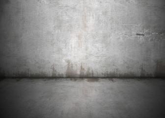 Dirty Wall Inside