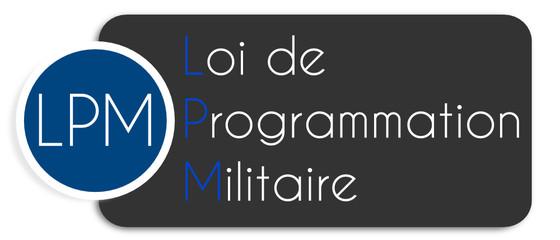 Etiquette Loi de Programmation Militaire