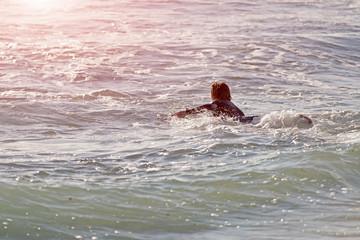 I feel ocean. I feel life