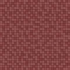 Marsala geometric texture. Vector pattern Background.