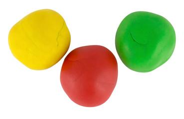 Plasticine Balls