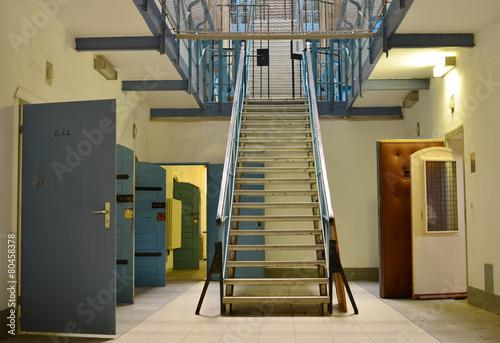 Zdjęcia na płótnie, fototapety, obrazy : empty Jail