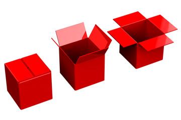 Shopping boxes